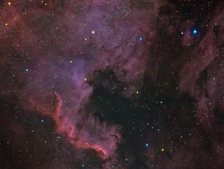 NGC7000 HaRGB