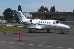 N5YD (LAXSPOTTER97) Tags: cessna citation cj2 n5yd wireless communications inc aviation airport airplane kpdx