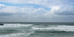 Clouds and Surf (Marcia H) Tags: 2017 australia bondibeach clouds sabbatical surf ocean seascape