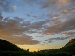 Henrys Fork Sunset 2 (xjblue) Tags: 2018 july kingspeak uintamountains utah highpoint highest hike hiking summer summit olympus stylus1000 pointnshoot sunset