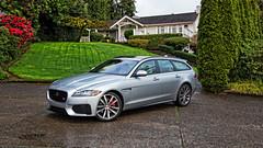 Jaguar XF Sportbrake 2018 (campmusa) Tags: tomvoelk wagon awd autoreviews european europeanautomobile europeancar jaguar xf sportbrake 5doorwagon 5passenger