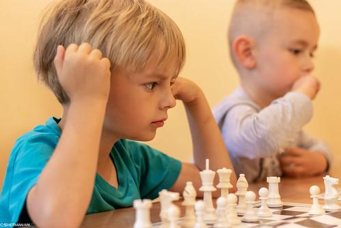 VIII Szachowe Mistrzostwa Społecznego Przedszkola Akademia Przedszkolaka-24