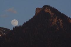 Hochlerch Mond (Aah-Yeah) Tags: hochlerch moon mond marquartstein achental chiemgau bayern