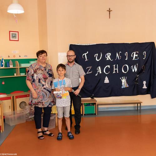 VIII Turniej Szachowy Przedszkolaków o Mistrzostwo Świdnicy-109
