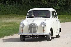 Austin A35 (1958) (Roger Wasley) Tags: austin a35 classic car toddington gloucestershire