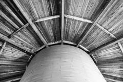 All Lines Converge (Nicholas Erwin) Tags: lines architecture abstract building structure barn roundbarn blackandwhite monochrome bw mono contrast shelburnemuseum shelburne vermont vt unitedstatesofamerica usa america fujifilmxt2 fuji fujifilm xt2 xf1855mmf284rlmois xf1855 fujifilm1855 fav10 fav25