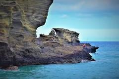Fishermen (thomasgorman1) Tags: coast beach seascape landscape people fishermen nikon view scenic hawaii island papakolea