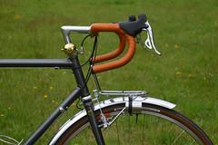 Dawes Galaxy Randonneur (signalgrey) Tags: randonneur dawes galaxy audax fahrrad reiserad reynolds cyclotouriste bicycle bike steel 531 st super tourist touring nitto nf22 front rack