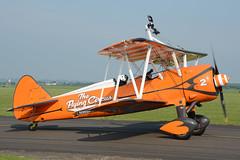 Boeing PT-17  R985 Kaydet (A75N1) - N74189 / 2 (1941) (johnironside65) Tags: duxfordairfestival boeing pt17 kaydet a75n1 n74189 stearman