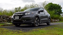 Honda HR-V at SS Peter & Paul Cemetery (SchuminWeb) Tags: schuminweb ben schumin web may 2018 centralia columbia county pennsylvania pa honda hr v hrv hondahrv gray steel crossover suv xuv ss peter paul cemetery orthodox catholic church eastern car cars motor vehicle vehicles cemeteries graveyard graveyards abandoned ghost town ghosttown towns