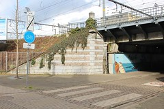 Haringrode, Antwerpen, ANT (Jickatrap) Tags: canoneos1300d キヤノン 鉄道 overpass ストリート photographersontumblr newtopographics urbanlandscape 都市 antwerpen ベルギー