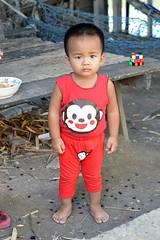 panda boy (the foreign photographer - ฝรั่งถ่) Tags: panda boy khlong thanon portraits bangkhen bangkok thailand nikon