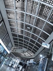 Pasaje (Oscar Moral) Tags: urbano madrid arquitectura