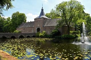 Schloss Arcen - Niederlande-Maasduinen