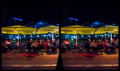 Schiffbauerdamm, Berlin 3-D / CrossEye / Stereoscopy / HDRaw (Stereotron) Tags: berlin spreeathen mitte metropole hauptstadt capital metropolis brandenburg city urban friedrichstrase night nocturnal nacht strasencafe crosseye crossview xview pair freeview sidebyside sbs kreuzblick 3d 3dphoto 3dstereo 3rddimension spatial stereo stereo3d stereophoto stereophotography stereoscopic stereoscopy stereotron threedimensional stereoview stereophotomaker stereophotograph 3dpicture 3dimage twin canon eos 550d yongnuo radio transmitter remote control synchron kitlens 1855mm tonemapping hdr hdri raw availablelight 100v10f