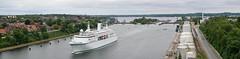 P1630582 (Lumixfan68) Tags: schiffe deutschland traumschiff schleusen kiel holtenau nordostseekanal panorama