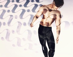 XX/XY (CalebBryant) Tags: sl secondlife xxxy feminine masculine exhibit gallery