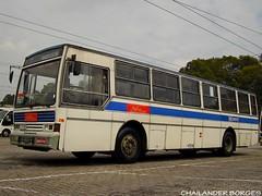 Metra - Sistema Metropolitano de Transporte 7516 (Chailander Borges (São Paulo/Brasil)) Tags: brazilian bus buses old city downtown são paulo corredor abd vintage classic emtu bernardo do campo