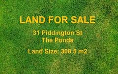 31 Piddington Street, The Ponds NSW