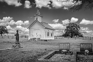 St. Martins Catholic Church and Cemetery