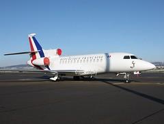 French Air Force       Dassault DA7X                             F-RADB / 86 (Flame1958) Tags: france frenchairforce francemilitary armeedlair dassault dassaultfalcon falcon7xda7xda7fradb8601162016zrhzchzurichzurich airportzurich klotenkloten airportklotenwefwef 2016wef 16world economic forumwefdavosdavos 16davos 2016business jetprivate jetexecutive plane 210116 9059