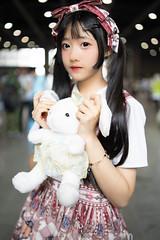 DSC07499-4 (boymario2003) Tags: cosplay lolita cosplayer coser sony sonya7iii animate a7iii cute camera china 2018初物語 初物語