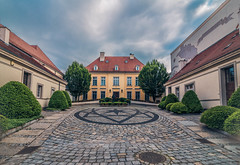 In Tumski island (Vagelis Pikoulas) Tags: tumski islands wroclaw poland europe travel architecture holidays building buildings may spring 2018 tokina 1628mm landscape city cityscape canon 6d