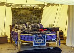 To Sleep, Perchance to Dream (Clive1945) Tags: tewkesburymedievalfestival reenactor tewkesbury waroftheroses reanactment battle 2018 d7100