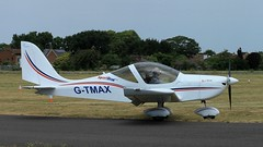 G-TMAX SPORTSTAR MAX (BIKEPILOT, Thx for + 6,000,000 views) Tags: gtmax sportstar max solentairport daedalus eghi leeonsolent hampshire uk rnas royalnavalairservice royalnavalairstation airport airfield aerodrome aviation aircraft aeroplane flying flight hmsdaedalus