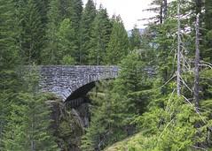 Box Canyon Main Bridge (Mr.LeeCP) Tags: nationalpark washington july mountain