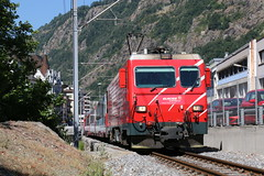 2018-07-13, MGB, Brig (Fototak) Tags: schmalspurbahn treno train railway valais brig mgb glacierexpress gex 2 switzerland