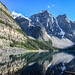 Canada - Alberta - Banff National Park - Moraine Lake