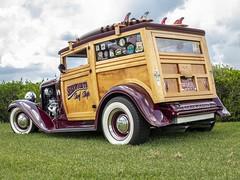Woody 04a (Bob Kolton Photography) Tags: automotive autos automobiles antique bobkoltonphotography bradenton cars car classiccars classic hdr hotcars kolton koltonimaging ford woody woodywagon