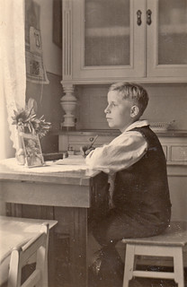 Günter macht Hausaufgaben (1935)
