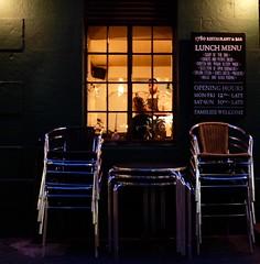 Dining alone at 1780 Restaurant & Bar (joanneclifford) Tags: scotland bar edinburgh rosest 1780restaurantbar