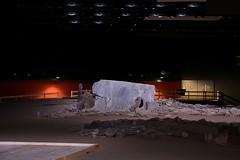 Val d'Aosta - Aosta - Area megalitica di S.Martin de Corleans: un sistema di luci ricrea le condizioni del giorno e della notte (mariagraziaschiapparelli) Tags: aosta valdaosta areamegaliticadistmartindecorleans corleans stmartindecorleans museo