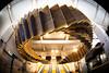 Interloop    Wynyard (David Marriott - Sydney) Tags: sydney newsouthwales australia au nsw escalator sculpture interloop wynyard otis station