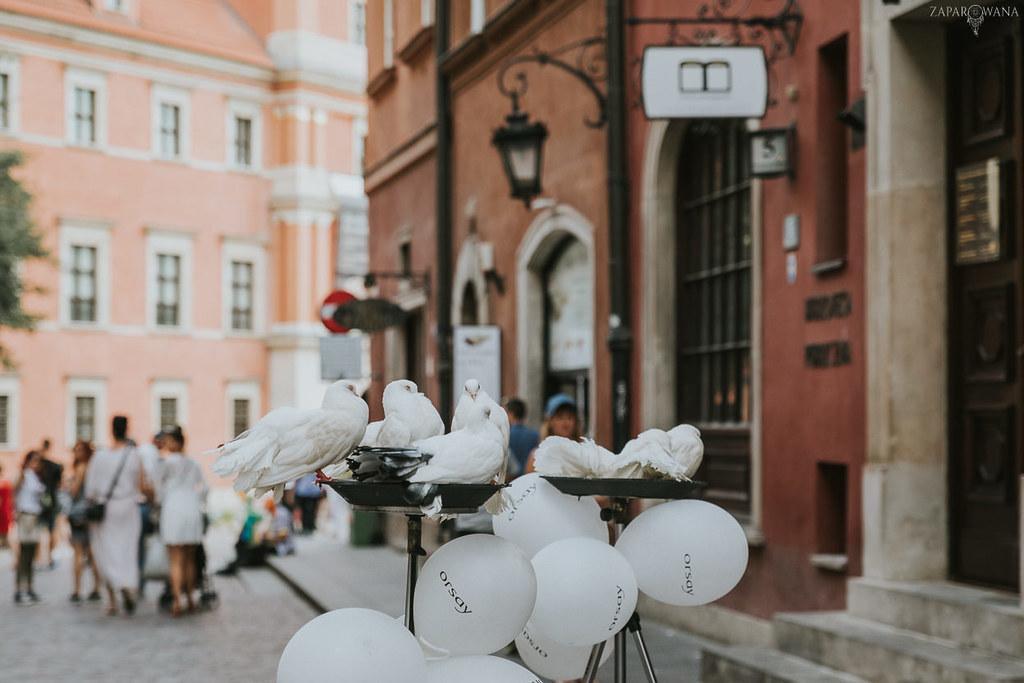 300 - ZAPAROWANA - Kameralny ślub z weselem w Bistro Warszawa