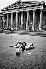 Restless (efil') Tags: leicam10 leicamelmarit28mmf28asph bw britishmuseum london blackwhite