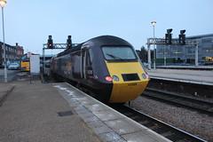 43285 (matty10120) Tags: class railway rail train transport travel derby hst high speed cross country 43 125