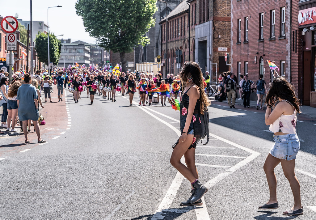 ABOUT SIXTY THOUSAND TOOK PART IN THE DUBLIN LGBTI+ PARADE TODAY[ SATURDAY 30 JUNE 2018]-141723