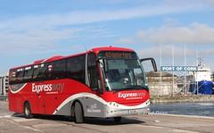 Bus Eireann LC14 (08D21194). (Fred Dean Jnr) Tags: buseireann july2018 daf sb4000 vdl berkhof axial buseireannroute40 lc14 08d21194 cork kennedyquaycork expressway