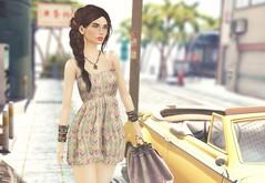 Look # 503 (Alexa Sabetha | Yes Please!) Tags: truth cestlavie anxiety deliriumstyle ef empyreanforge re summerfest18 sl secondlife avatar virtual beach