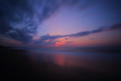blue hour... (tdwrsa) Tags: canoneos70d efs1018mmf4556isstm kingsburgh sunrise indianocean bluehour longexposure