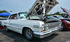 1963 Chevy Impala SS (Chad Horwedel) Tags: 1963chevyimpalass chevyimpalass chevy chevrolet impalass classic car friendlyfordroselle friendlyford roselle illinois