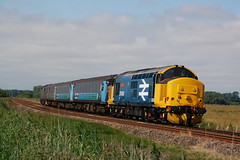 37409-37405_02 (mattcareyphotography) Tags: drs class 37 37409 37405 lord hinton large logo oulton marshes 2j80 norwich lowestoft greater anglia