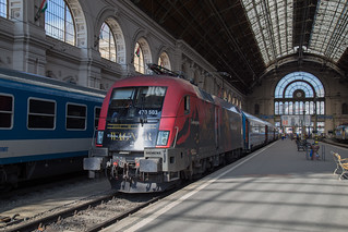 Taurus 470 503 Budapest Keleti
