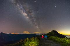 DSC03131 (cwei1204) Tags: 銀河 合歡山 1635gm a7m3 milkyway galaxy