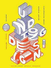 UNDOING DESIGN (inspiration_de) Tags: creative exhibition graphicdesign identity poster typography visual