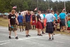 1 (504) (Beadmanhere) Tags: 2010 grandfather mountain highland games athletics scotland scottish kilts
